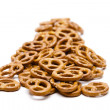 Salted pretzel — Stock Photo #10879936