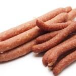 Bologne sausage smoked — Stock Photo #11081691