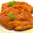 Cutlets spicy - Stockfoto