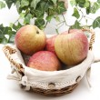 Stock Photo: Fresh apples