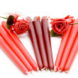 Different candles — Stock Photo #11886269