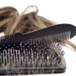 Hairbrush — Stock Photo