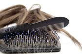 Hairbrush — Stock Photo