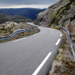 Royalty-Free Stock Photo: Road, Norway