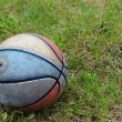 Old ball — Stock Photo