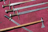 Swords — Stock Photo
