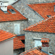 Tile roofs — Stock Photo #10825484