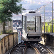 Stock Photo: Railway funicular