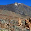 Stock Photo: Mount Teide,
