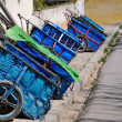 Moroccan Trolleys — Stock Photo