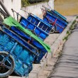Moroccan Trolleys - Stockfoto