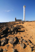Faro de pechiguera — Foto Stock