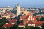 Vilnius old town — Stock Photo