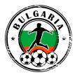 Royalty-Free Stock Vector Image: Bulgaria football