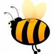 Royalty-Free Stock Imagen vectorial: Cartoon Bee