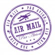 Royalty-Free Stock Vector Image: Air mail