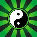 Yin-yang symbol — Stock Vector #11302671