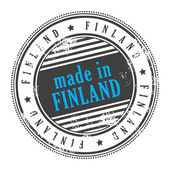 Made in Finland — Stock Vector