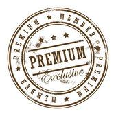 Stempel premium-lid — Stockvector