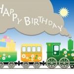 Happy birthday — Stock Vector #11408326