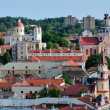 Vilnius, Summer — Stock Photo