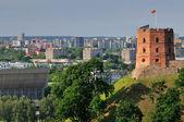 Tower of Gediminas, Vilnius — Stock Photo