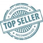 Top seller stamp — Stock Vector #11637956