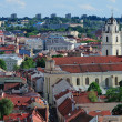 Stock Photo: Vilnius old town