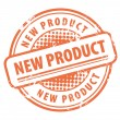 New Product stamp — Stock Vector #11780904