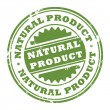 Natural Product stamp — Stock Vector #11781063