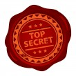 Royalty-Free Stock Vector: Top Secret stamp