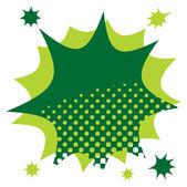 Abstract star burst — Stock Vector