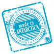Made in Antarctica — Stock Vector