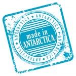 Made in Antarctica — Stock Vector