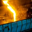 Royalty-Free Stock Photo: Hot steel