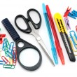 Royalty-Free Stock Photo: Assortment of stationery