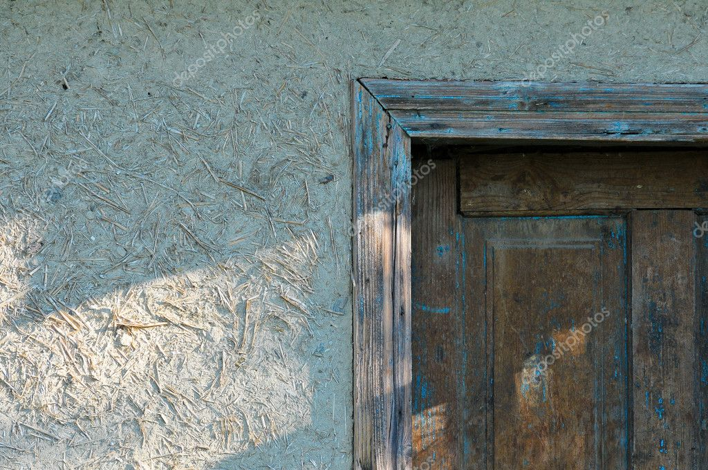 Door detail — Stock Photo #11249000