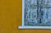 Window Detail — Stock Photo