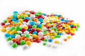 Many Candy — Stock Photo