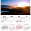 Stock Photo: Great calendar for 2012