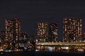 东京天际线 — 图库照片