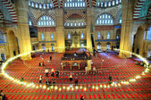 Selimiye Mosque in the wide-angle shooting — Stock Photo