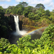 Rainbow Falls (Big Island, Hawaii) — Stock Photo