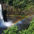 Stock Photo: Rainbow Falls (Big Island, hawaii) 02