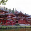 Stock Photo: Byodo-In Temple (Oahu, Hawaii)