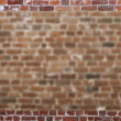 Royalty-Free Stock Photo: Old brick wall as background