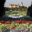 Castle Schwerin (Germany) — Stock Photo