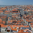Royalty-Free Stock Photo: Panorama - lisbon 02