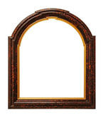 Weathered picture frame — Stock Photo