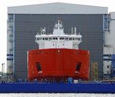 Vrachtschip — Stockfoto